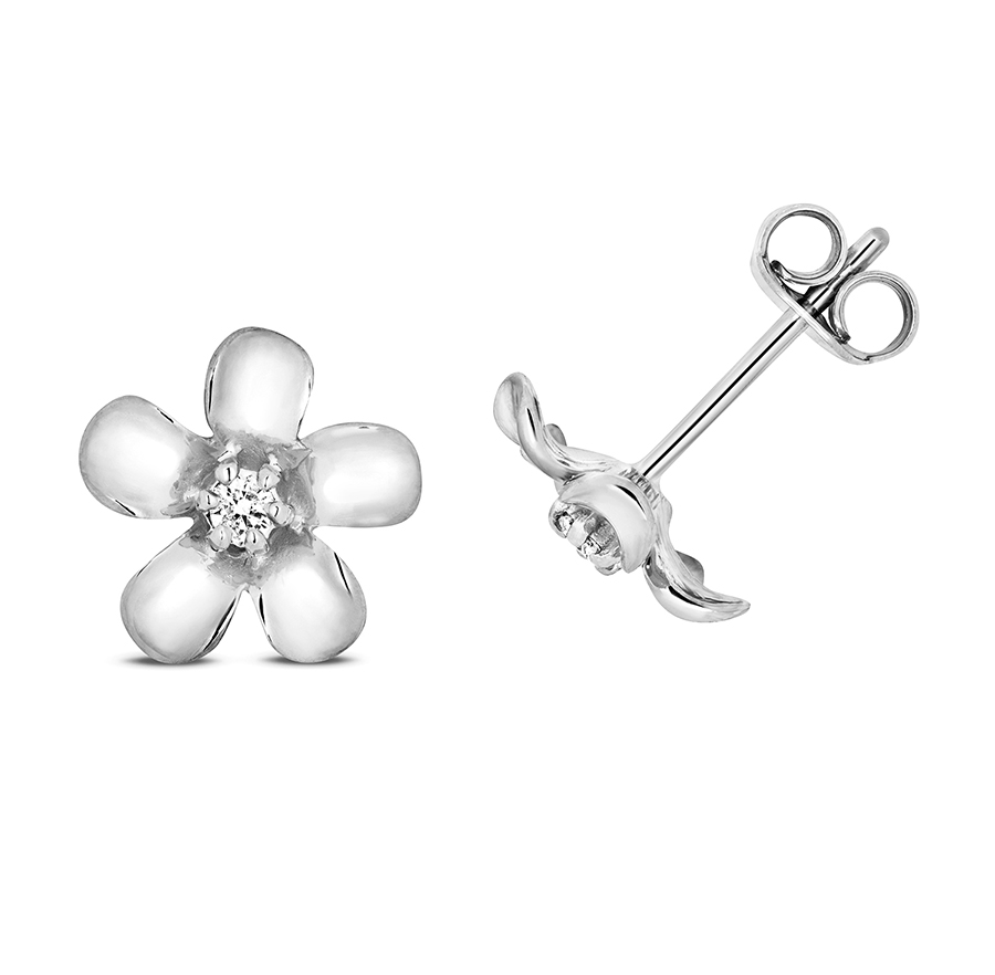 initial stud mini jewelry small studs earrings diamond lev zoe