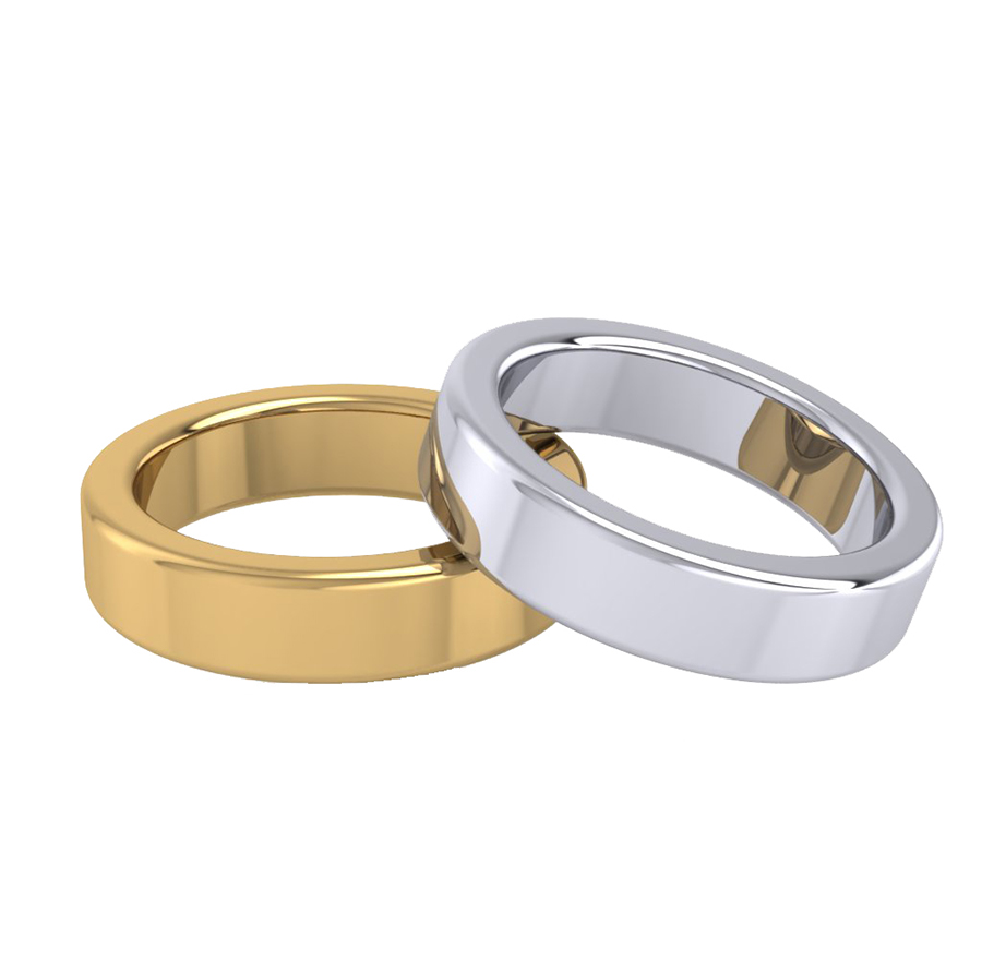 Can You A Court Wedding Ring Into A D Shape